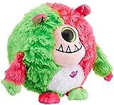 Ty Monstaz Spike Monster - Monstruo de peluche (tamaño grande), color rojo y verde - Peluche Monstaz - Spike (23 cm), Infantil