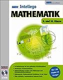 Intellego Mathematik, CD-ROMs : 9. und 10. Klasse, 1 CD-ROM Über 2.200 Aufg. m. Lös.