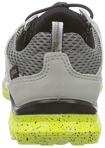Ecco BIOM TRAIL Mädchen Sneakers Elfenbein (CONCRETE/CONCRETE/BLACK 59459)