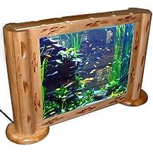 Aquarium Office Desktop 70 Schreibtisch AquariumTisch