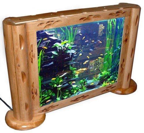 Aquarium-Office Desktop-70, Schreibtisch-Aquarium,Tisch-Aquarium