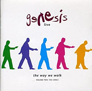 The Way We Walk : Volume 2 (The Longs) by Genesis (B000025JUG) | Amazon price tracker / tracking, Amazon price history charts, Amazon price watches, Amazon price drop alerts