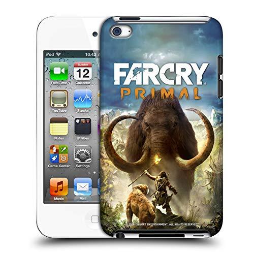 Head Case Designs Offizielle Far Cry Pack Shot Urspruengliche Schluessel Kunst Harte Rueckseiten Huelle kompatibel mit Apple iPod Touch 4G 4th Gen Pac Ipod
