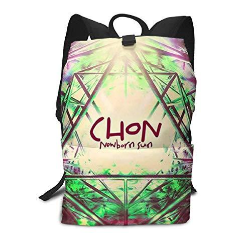Homebe Zaino Casual,Borse Scuola,Zaino per la Scuola, CHON-Waterslide School College Bookbag for Girls Boys Fashion Travel Back Pack