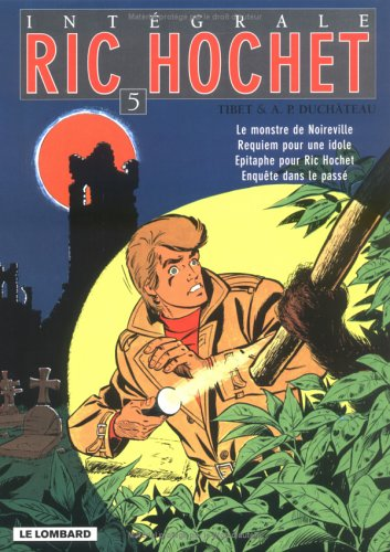 Ric Hochet - intégrale, tome 5