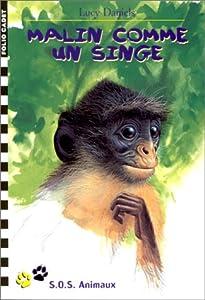 """Afficher """"SOS animaux n° 15 Malin comme un singe"""""""
