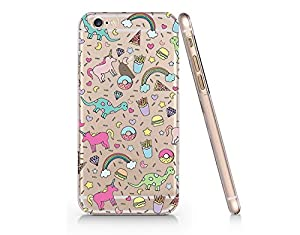 Unicorni pizza sottile per iphone 6 6s cover - Accessori bagno plexiglass amazon ...
