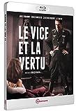 Le vice et la vertu [Blu-ray]