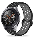 iBazal Gear S3 Frontier Classic Bracelet 22mm Bandes Silicone Sport Watch Bands...