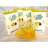 Premium narghilè Gel Kiwi–200gr nikotinfreier Sostituto del Tabacco Per Pipe ad acqua