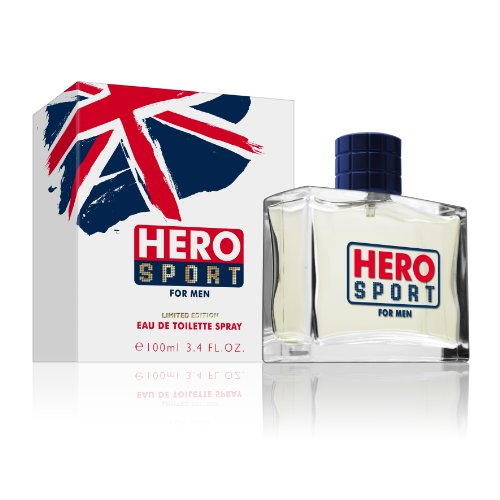 Mayfair Hero Sport Eau de Toilette 100ml Spray - Edizione Limitata
