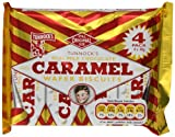 Tunnock's Real Milk Chocolate Caramel Wafer Biscuits 30 g...