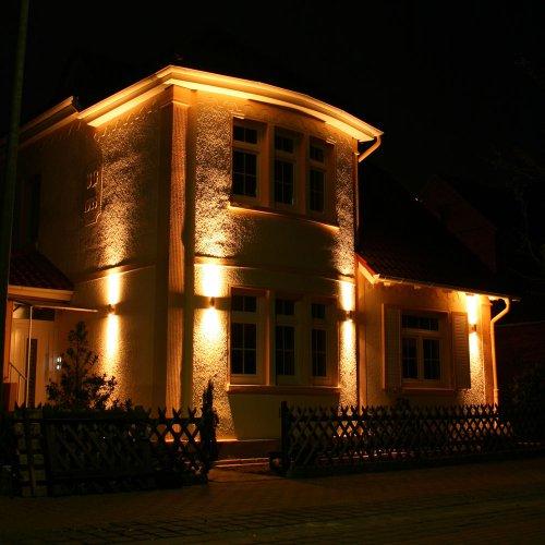 s`luce Steel 2.5 Wandlampe 2x9W, Edelstahl KH165A-2 - 3