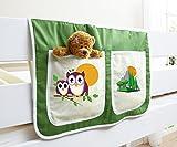 Ticaa Kinder Betttasche für Hoch- und Etagenbetten