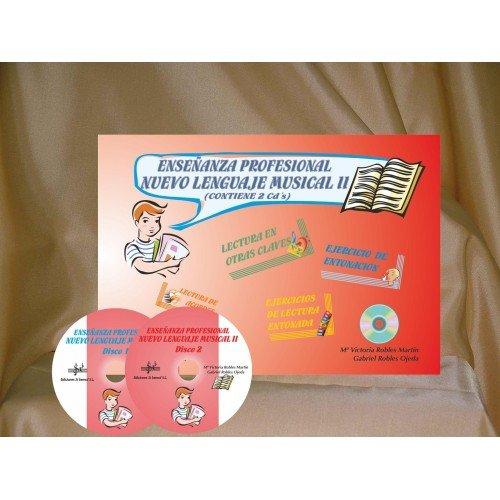 SIBEMOL - Nuevo Lenguaje Musical Vol.2 (Enseñanzas Profesionales) (Inc.CD)