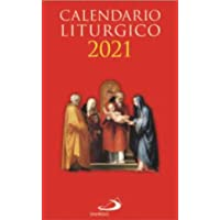 Calendario liturgico 2021