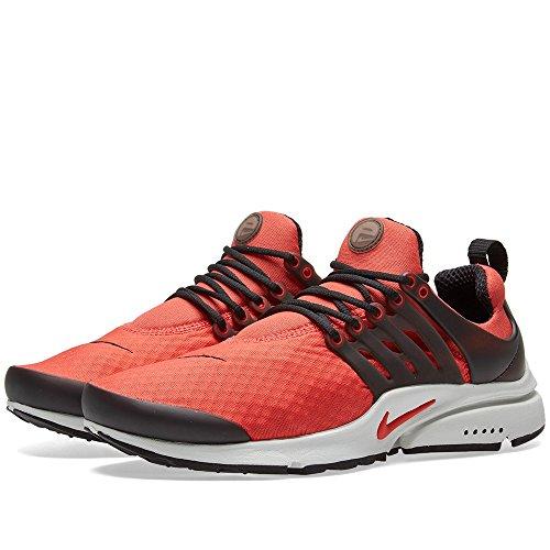Nike , Coupe fermées homme rouge/noir