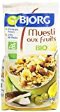 Bjorg Muesli aux Fruits Bio 750 g