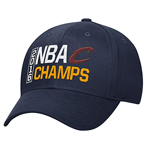 Cleveland Cavaliers Marineblau 2016NBA Finals Champions Locker Room Champs Flex Fit Hat/Cap, Herren, navy