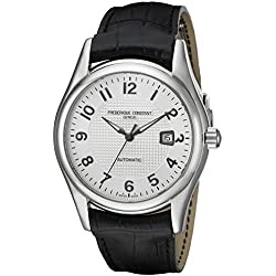 Limited Edition Frederique Constant Runabout Automatic Steel Mens Watch Calendar FC-303RM6B6