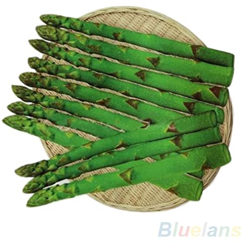 2016 NUOVO 20Pcs asparagi Semi cimelio organici Rare verdure verde perenne giardino di bambù 1OSC