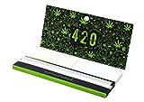Euphoria SWED Rolling Papers (20 Heftchen x 32 Blatt)   Ultradünne - Hochwertige - Langsam brennende Zigarettenpapier mit Filterspitzen