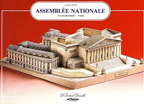 Assemblée Nationale: Paris - Palais Bourbon, numéro 21 par Jean-Marie Lemaire