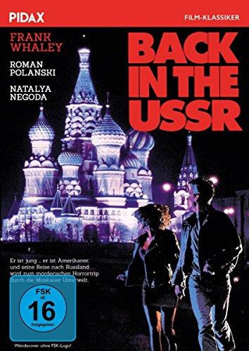 Bild von Back in the USSR / Spannender Thriller mit Frank Whaley und Roman Polanski (Pidax Film-Klassiker)