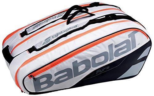 Babolat Racket Holder X12 Pure Strike Schlägertaschen, Weiß, One size
