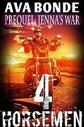 4 Horsemen Prequel, Jenna's War (Sons of San Merced Erotic Motorcycle Club Biker Romance)