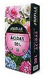 Semillas Batlle 960011UNID-Substrato per Piante acidofile, 20 l