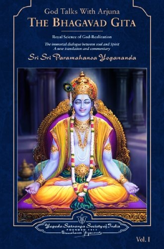 God Talks with Arjuna: The Bhagavad Gita (Set of 2...