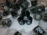 Schnooridoo 12 Piraten Spiralen 3,5 x 3,5 cm - Piratenparty Mitgebsel