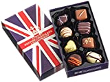 House of Dorchester Flying The Flag Luxury British Chocolate Selection