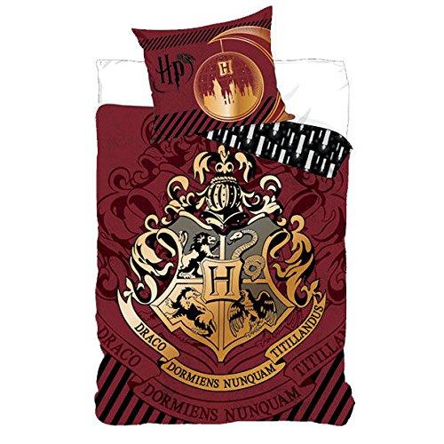 Juego de cama Harry Potter–Funda de edredón 140x 200cm fund