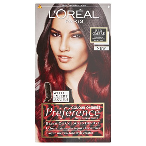 loreal-paris-preference-colour-red-ombres