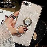 LAPOPNUT Coque iPhone 6 Plus iPhone 6S Plus Silicone Paillettes Cristal Strass...