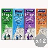 NUNCAS Set 12 Huele Ropa De Cama Lavadora Desodorante Limpiadores Para El Hogar
