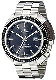 EDOX Herren-Armbanduhr EDOX HYDRO SUB Analog Quarz Leder 53200 3NGM