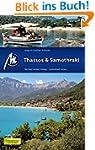 Thassos & Samothraki: Reiseführer mit...