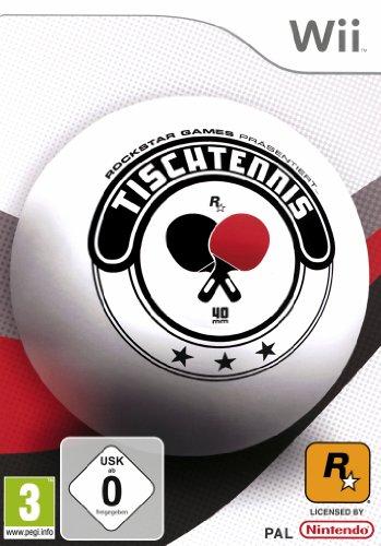 Rockstar Games präsentiert: Tischtennis [Software Pyramide]