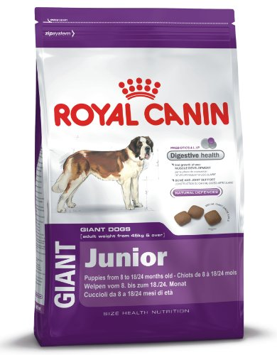 Royal Canin GIANT Junior 31 - 15 kg - Hundefutter