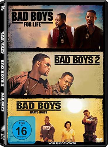 Bad Boys 1-3 [3 DVDs]