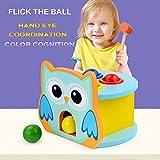 LCLrute jouet- Aspirateur électrique pour jouet réaliste d'amusement durable...
