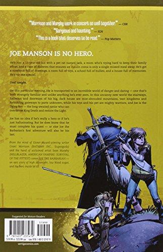 Joe the Barbarian TP