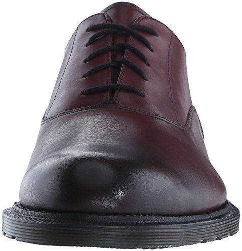 Dr.Martens Mens Fawkes Antique Temperley Leather Shoes Marron