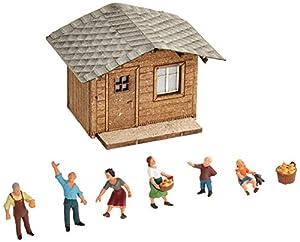 NOCH - Partes y accesorios de juguetes: Scenery, Cualquier marca, Multi (12035)