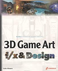 3D Game Art F/X & Design (Book ) [With CDROM] (F/X and Design Series)