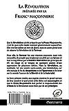 Image de La Révolution préparée par la Franc-Maçonnerie