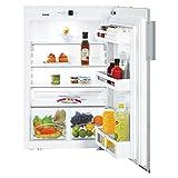 Liebherr EK 1620Comfort integriertem 151L A + + grau, weiß Kühlschrank–Kühlschränke (151L, sn-t, 34dB, A + +, grau, weiß)